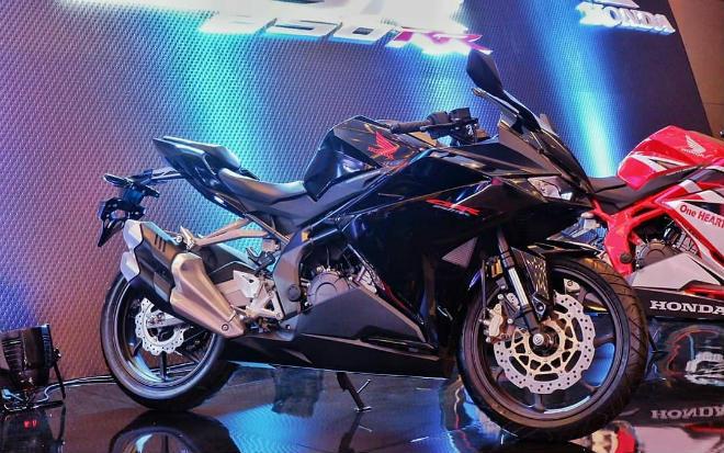 Chi tiết 2018 Honda CBR250RR vừa tiền dân chơi môtô - 1