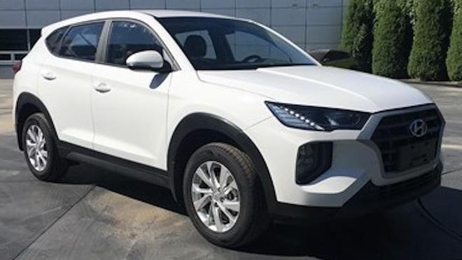 """Thiết kế """"độc đáo"""" của Hyundai Tucson 2019 dành riêng cho thị trường Trung Quốc - 1"""