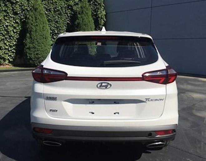 """Thiết kế """"độc đáo"""" của Hyundai Tucson 2019 dành riêng cho thị trường Trung Quốc - 3"""
