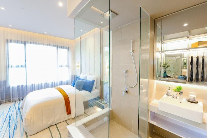 Ngắm căn hộ 72m2 thiết kế sang trọng như resort - 4