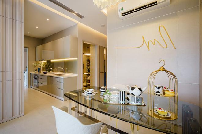 Ngắm căn hộ 72m2 thiết kế sang trọng như resort - 5