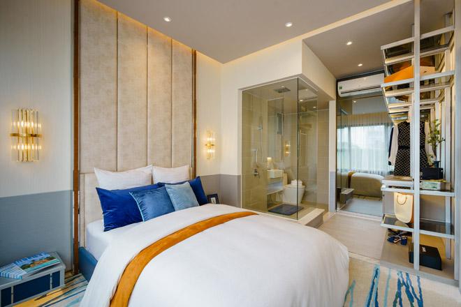 Ngắm căn hộ 72m2 thiết kế sang trọng như resort - 3
