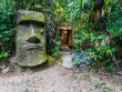 Kiến trúc độc đáo trong căn nhà bí ẩn giữa rừng nhiệt đới