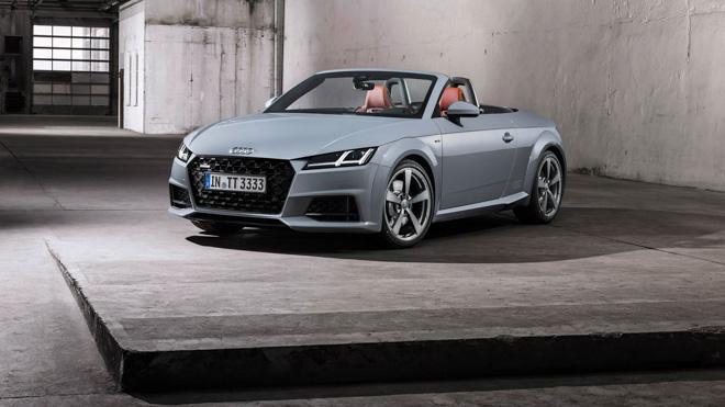 Audi Tt 2019 Chinh Thức Lộ Diện động Cơ 306 Ma Lực Gia Ban Từ
