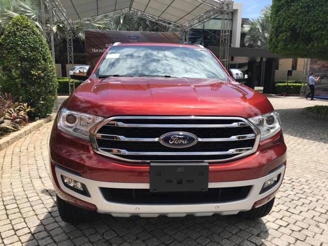 Ford Everest hoàn toàn mới đã có mặt tại Việt Nam, giá dự kiến từ 850 triệu đồng - 3