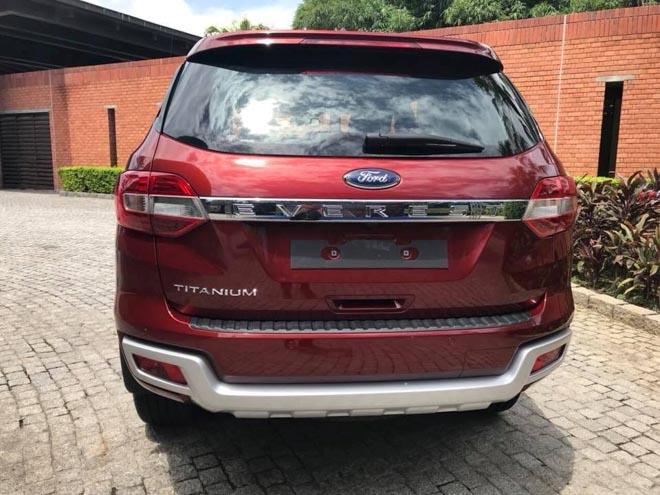 Ford Everest hoàn toàn mới đã có mặt tại Việt Nam, giá dự kiến từ 850 triệu đồng - 6