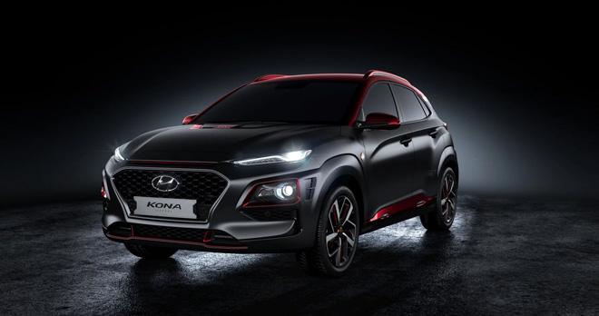 Hyundai Kona bản đặc biệt Iron Man sắp được bán ra với giá 828 triệu đồng - 1