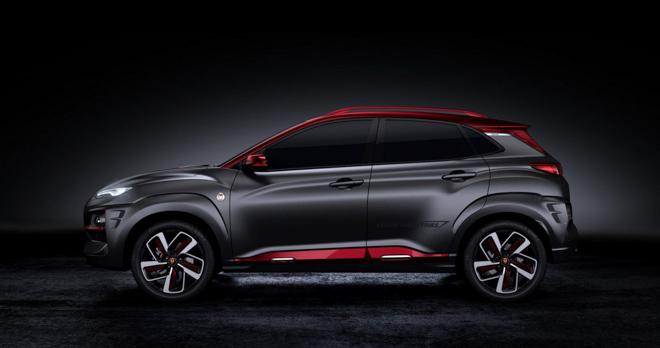 Hyundai Kona bản đặc biệt Iron Man sắp được bán ra với giá 828 triệu đồng - 4