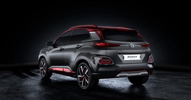 Hyundai Kona bản đặc biệt Iron Man sắp được bán ra với giá 828 triệu đồng - 6