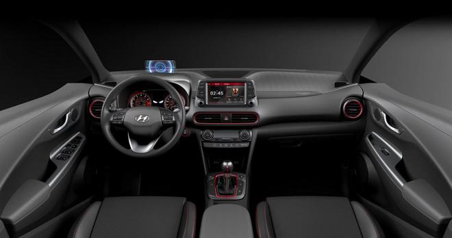 Hyundai Kona bản đặc biệt Iron Man sắp được bán ra với giá 828 triệu đồng - 3