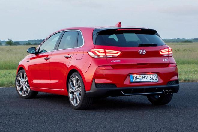 Chiêm ngưỡng chiếc hatchback hiệu năng cao Hyundai i30 N-Line - 4