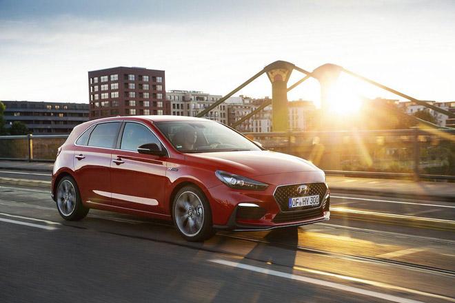 Chiêm ngưỡng chiếc hatchback hiệu năng cao Hyundai i30 N-Line - 2