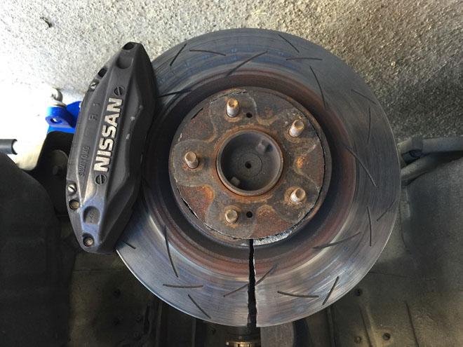 Các lỗi thường gặp đối với hệ thống phanh trên ôtô - 3