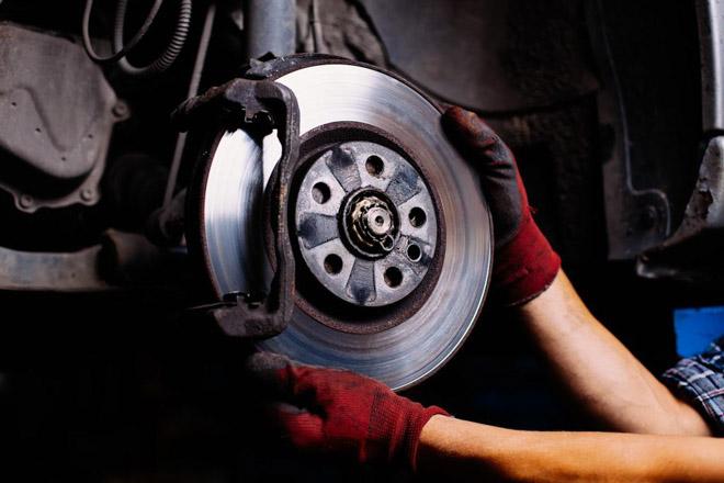 Các lỗi thường gặp đối với hệ thống phanh trên ôtô - 1
