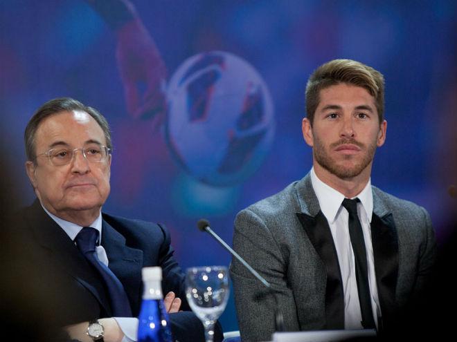 """Real sóng gió hậu trường: Mất Ronaldo, Ramos """"bật"""" ông trùm Perez vì số 7 mới - 1"""