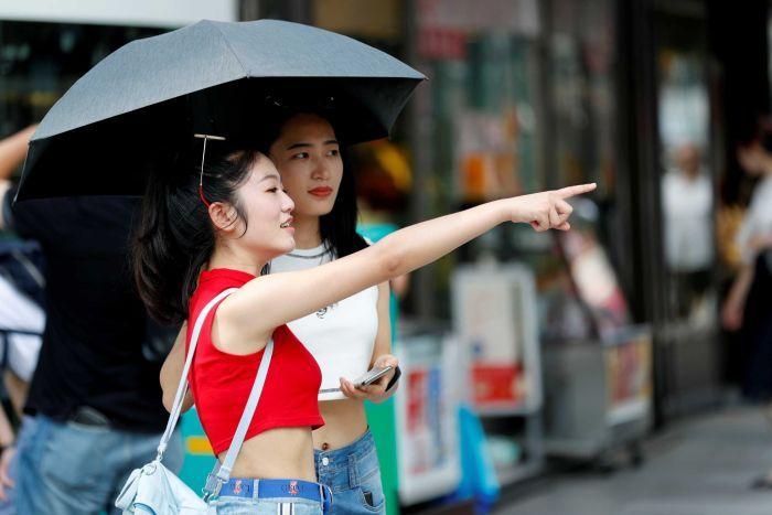 Nhật: Nắng nóng chết hàng loạt người, khủng khiếp nhất trong 122 năm - 2