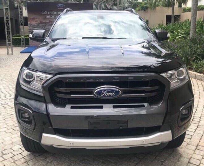 Ford Ranger 2019 đã có mặt tại Việt Nam: Động cơ 213 mã lực, hộp số 10 cấp - 3