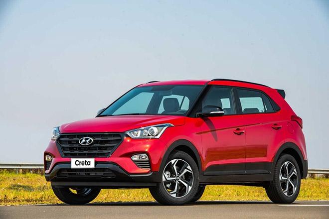 Hyundai Creta ra mắt phiên bản thể thao 2019: Giá bán từ 600 triệu đồng - 1