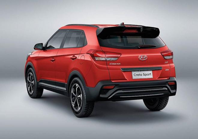 Hyundai Creta ra mắt phiên bản thể thao 2019: Giá bán từ 600 triệu đồng - 7