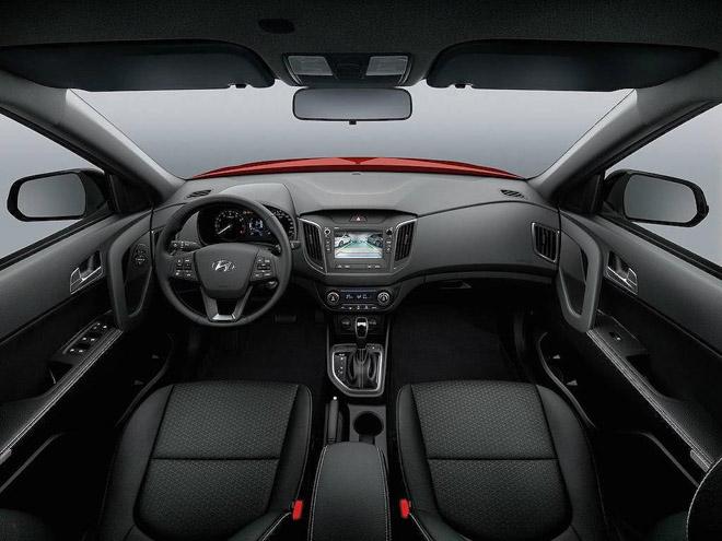 Hyundai Creta ra mắt phiên bản thể thao 2019: Giá bán từ 600 triệu đồng - 4