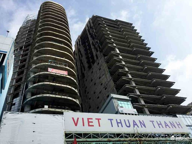 Hai đại gia đua nhau mua tòa tháp trăm tỷ ở Sài Gòn - 1