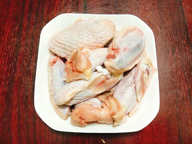 Cánh gà nướng bơ tỏi giòn tan, thơm nức mũi, sức hấp dấn không thể chối từ - 3