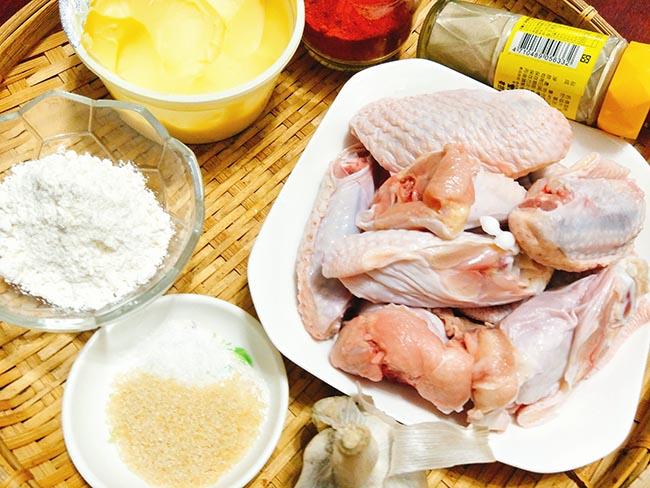 Cánh gà nướng bơ tỏi giòn tan, thơm nức mũi, sức hấp dấn không thể chối từ - 2