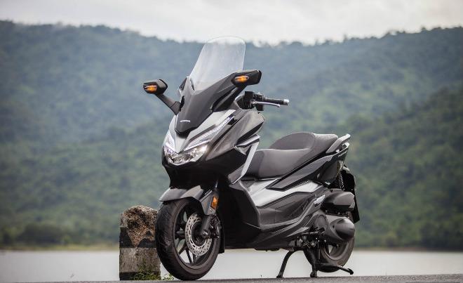 2018 Honda Forza 300 về Thái Lan, phái mạnh Việt khao khát - 1