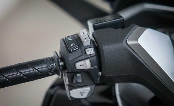 2018 Honda Forza 300 về Thái Lan, phái mạnh Việt khao khát - 2