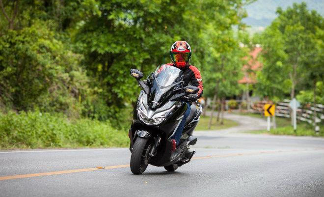 2018 Honda Forza 300 về Thái Lan, phái mạnh Việt khao khát - 15
