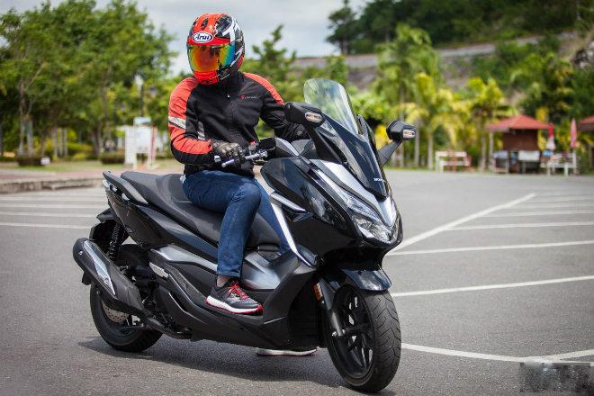 2018 Honda Forza 300 về Thái Lan, phái mạnh Việt khao khát - 14