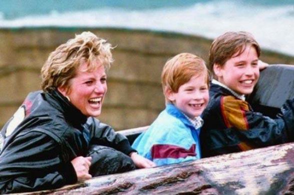 Hàng thập kỷ đã qua,cách dạy con của Công nương Diana vẫn được thế giới học tập - 7
