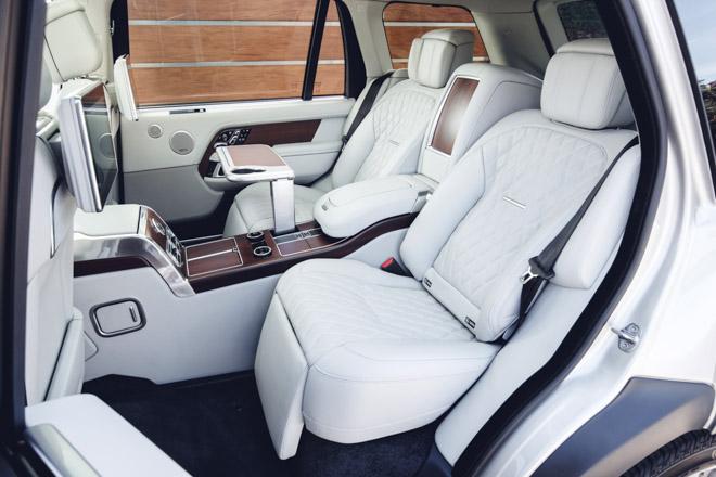 Range Rover 2019 được trang bị 5 tuỳ chọn động cơ hoàn toàn mới - 12