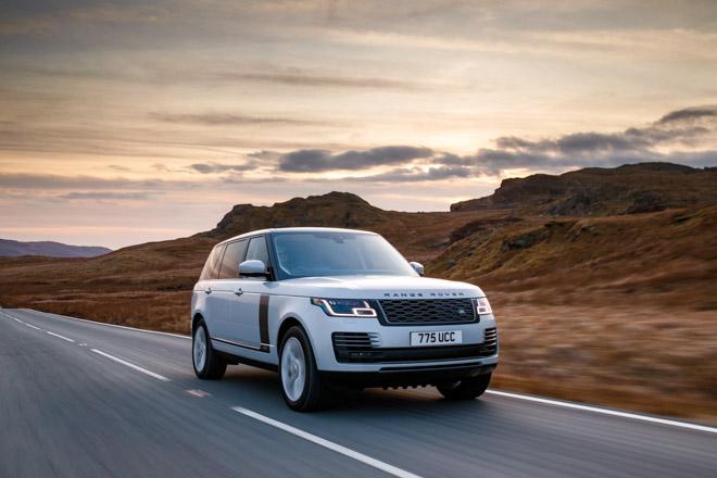 Range Rover 2019 được trang bị 5 tuỳ chọn động cơ hoàn toàn mới - 8