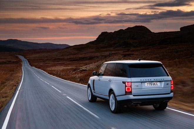 Range Rover 2019 được trang bị 5 tuỳ chọn động cơ hoàn toàn mới - 9