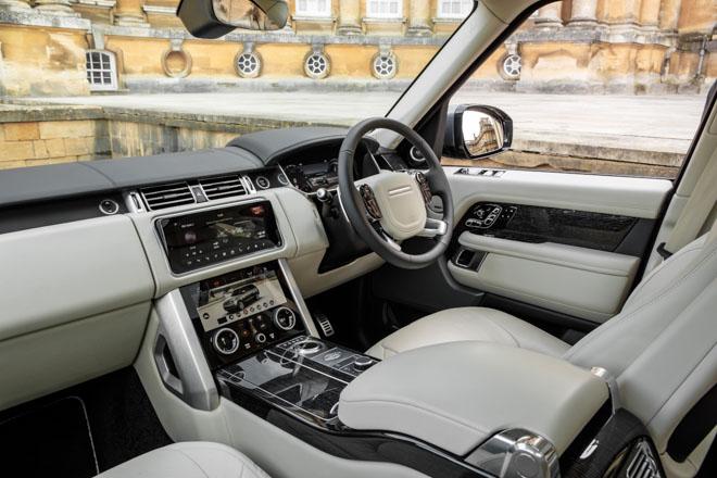 Range Rover 2019 được trang bị 5 tuỳ chọn động cơ hoàn toàn mới - 10
