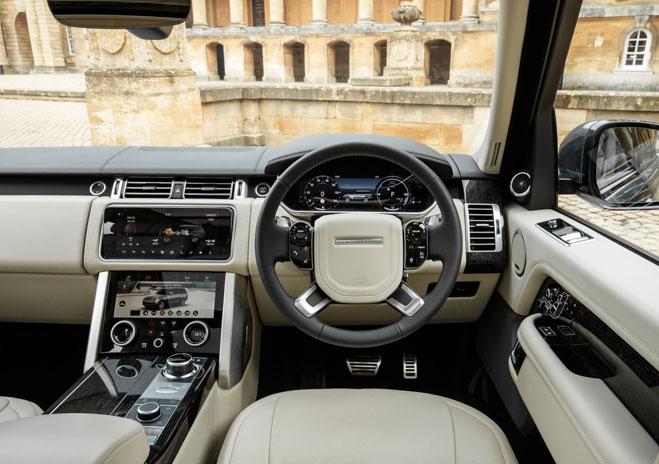 Range Rover 2019 được trang bị 5 tuỳ chọn động cơ hoàn toàn mới - 11