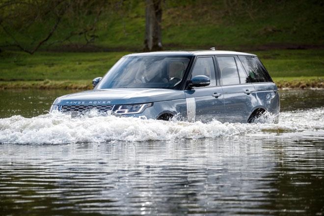 Range Rover 2019 được trang bị 5 tuỳ chọn động cơ hoàn toàn mới - 4