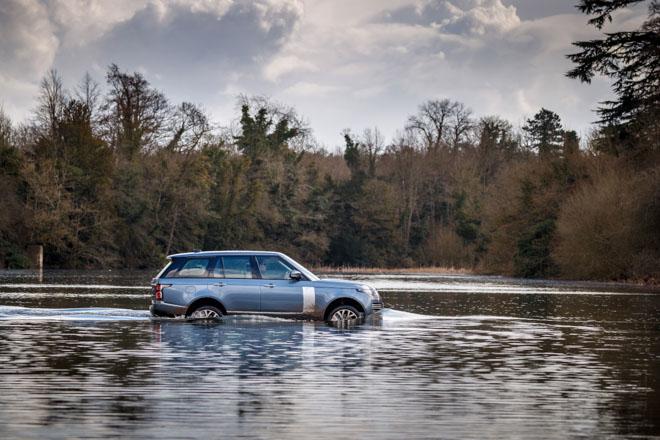 Range Rover 2019 được trang bị 5 tuỳ chọn động cơ hoàn toàn mới - 6
