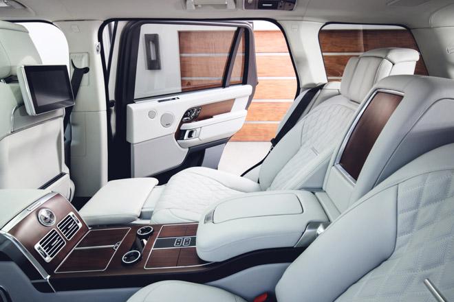 Range Rover 2019 được trang bị 5 tuỳ chọn động cơ hoàn toàn mới - 13