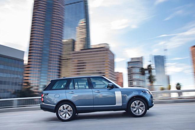 Range Rover 2019 được trang bị 5 tuỳ chọn động cơ hoàn toàn mới - 2