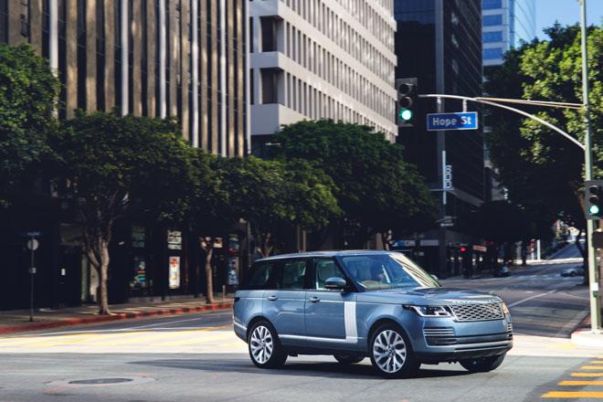 Range Rover 2019 được trang bị 5 tuỳ chọn động cơ hoàn toàn mới - 1