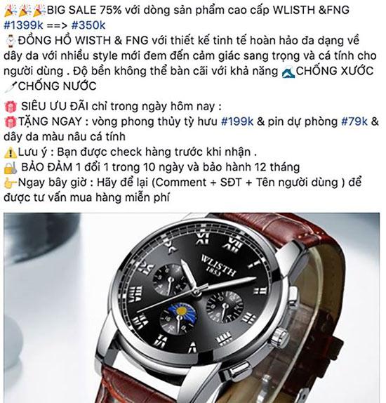 """Lật tẩy chiêu trò """"gian thương"""" bán đồng hồ giả, giá hàng hiệu - 4"""