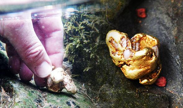 Anh: Tìm thấy cục vàng tự nhiên lớn nhất sau 500 năm, giá 1,5 tỷ đồng - 1