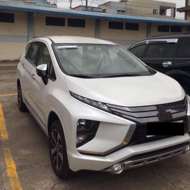 Mitsubishi Xpander đã bắt đầu nhận đặt cọc: Giá dự kiến dưới 700 triệu đồng - 1