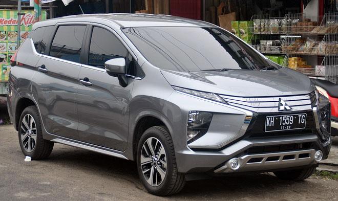 Mitsubishi bán được 1295 chiếc Xpander trong tháng 1/2019 - 2