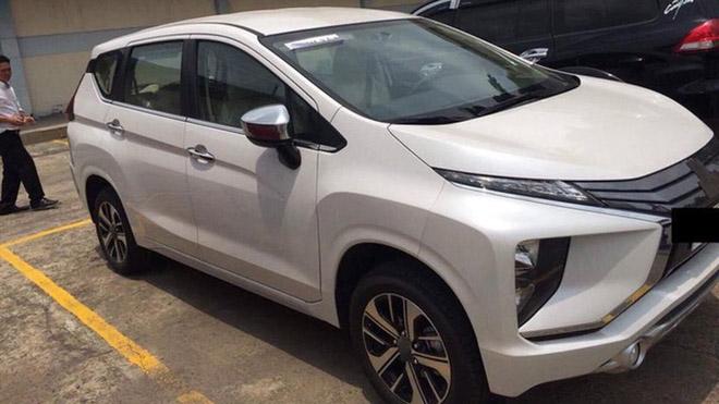 Mitsubishi Xpander đã bắt đầu nhận đặt cọc: Giá dự kiến dưới 700 triệu đồng - 3