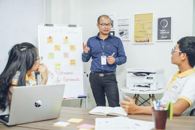 Startup – Hành trình không trải hoa hồng cho người trẻ - 1