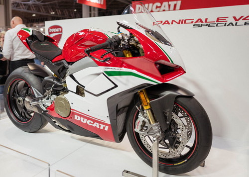 Bỏ ra 150 nghìn đồng có cơ hội sở hữu Ducati Panigale V4 Speciale - 1
