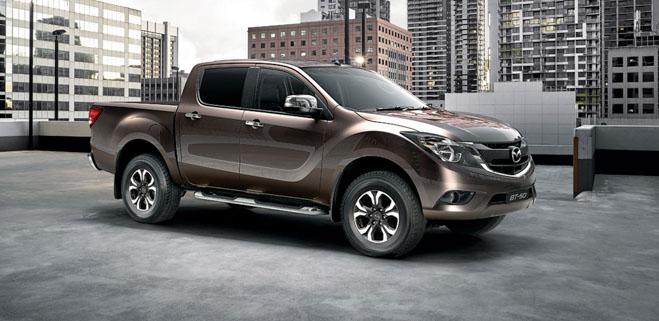 Những thay đổi nổi bật trên Mazda BT-50 mới sắp về Việt Nam - 1